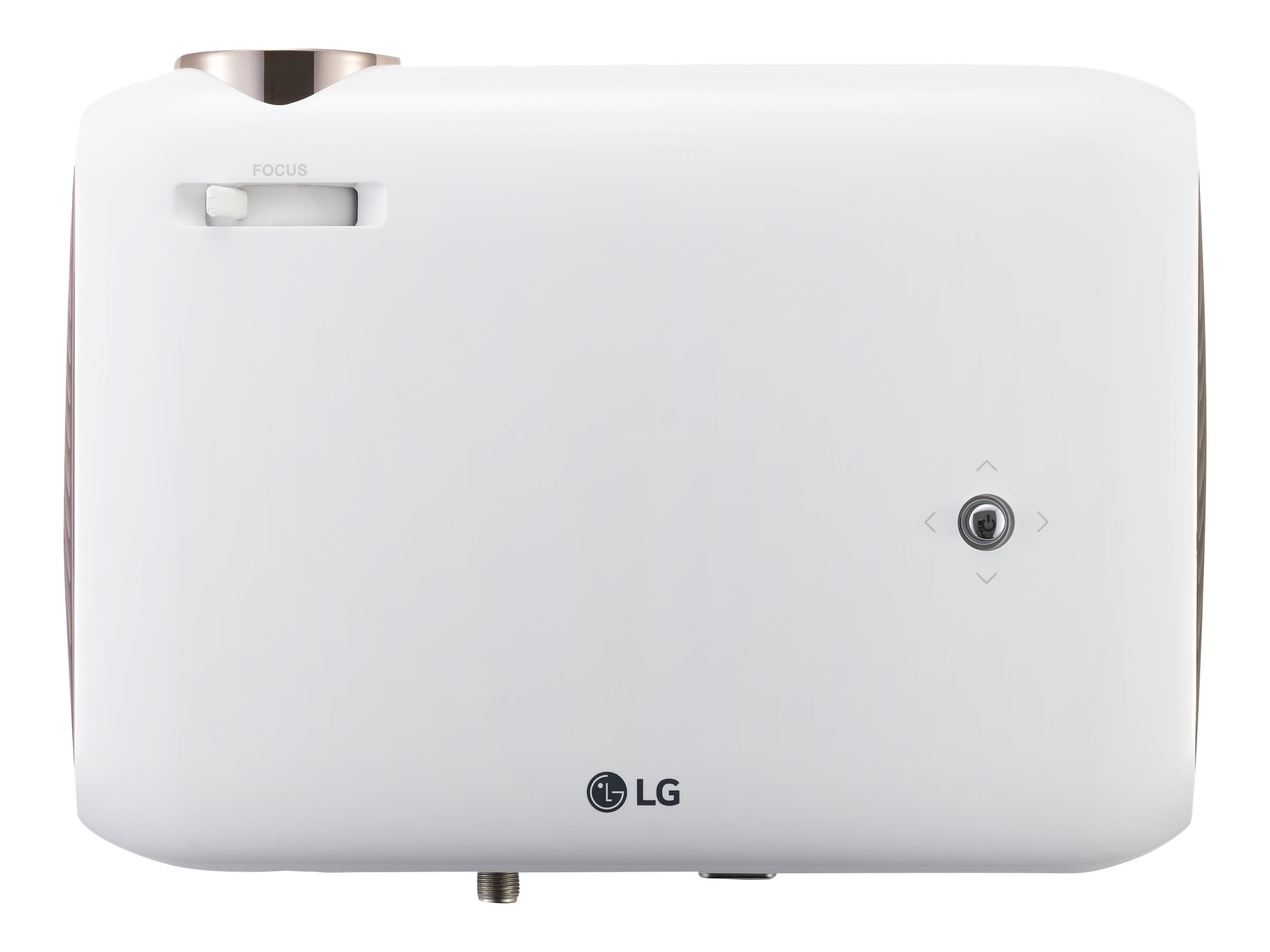 LG PW1500 WXGA LED Projector, 1500 Lumens, White, PW1500