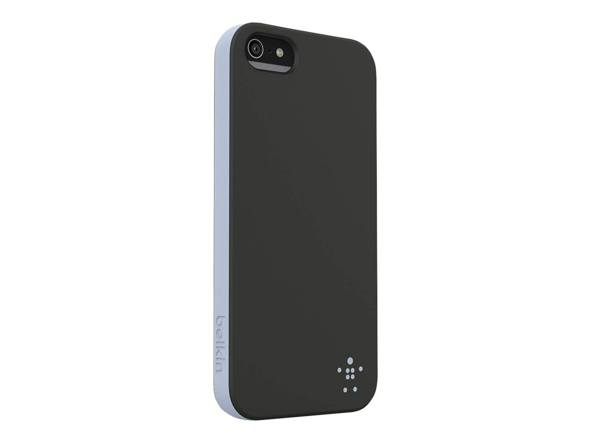 Belkin Grip Candy for iPhone 5, Blacktop Ice