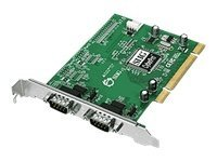 Siig CyberSerial Dual 950 PCI Card w  16950 Serial Ports