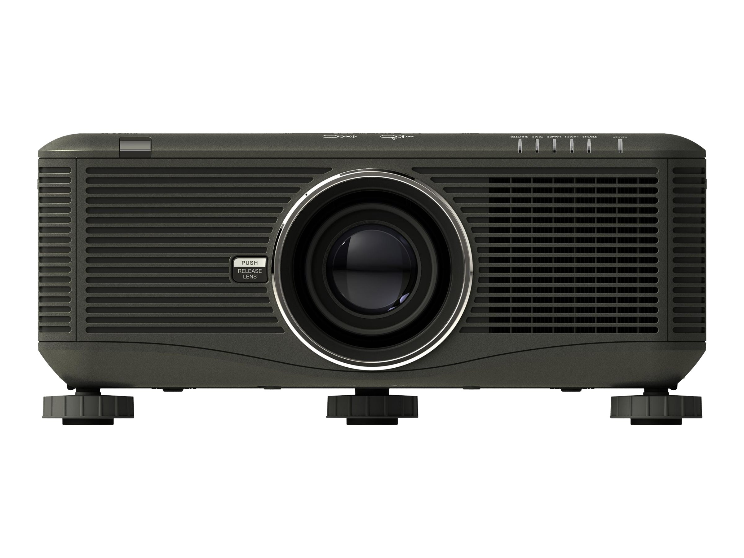 NEC NP-PX700W2 7000-lumen Widescreen Professional Installation Projector w  Lens, NP-PX700W2