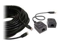C2G Super Booster USB Extender with 150ft Cat5e Cable