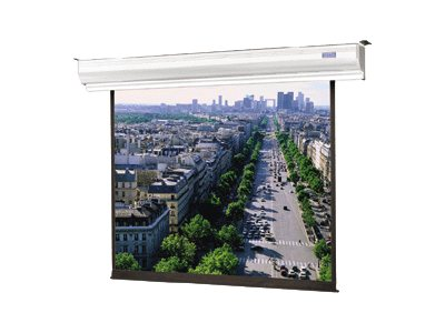 Da-Lite Contour Electrol Projection Screen, Matte White, 70 x 70, 88321LS, 18111753, Projector Screens