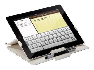 Targus VuScape Protetive Cover iPad 3, White, THZ15701US, 13766865, Protective & Dust Covers