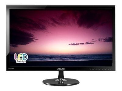 Asus 27 VS278Q-P Full HD LED-LCD Monitor, Black, VS278Q-P, 14818815, Monitors - LED-LCD