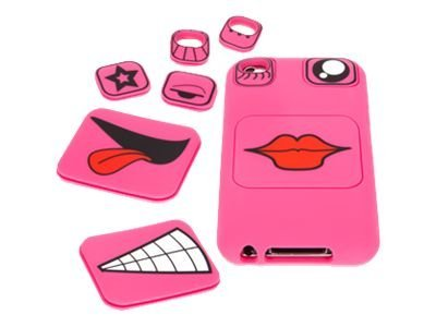 Griffin Faces for iPod touch 5G,  Pink