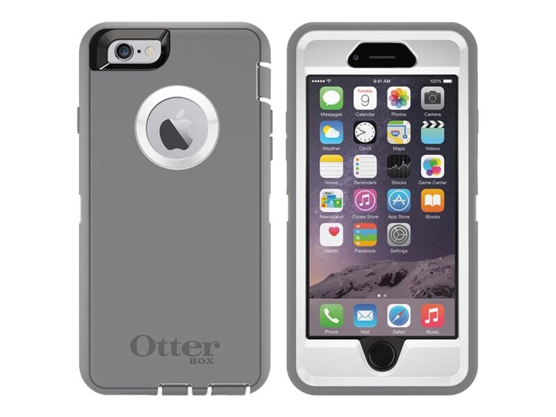 OtterBox Defender for iPhone 6, B2B Pro Pack, Glacier, 77-52022, 26839091, Carrying Cases - Phones/PDAs