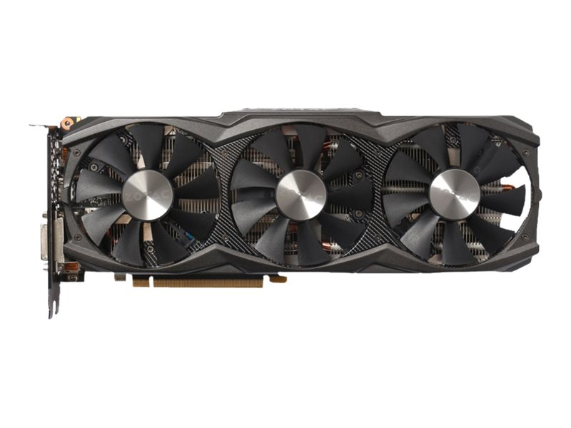 Zotac nVidia GeForce GTX 970 PCIe 3.0 x16 Graphics Card, 4GB GDDR5, ZT-90107-10P, 18619346, Graphics/Video Accelerators