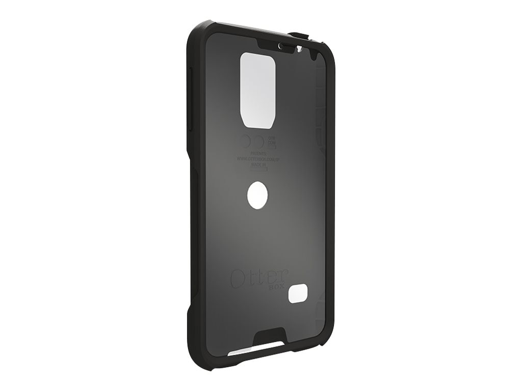 OtterBox Commuter Series Slip Cover for Samsung Galaxy S5, Black, 78-42345, 18622588, Carrying Cases - Phones/PDAs