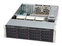 Supermicro Chassis, 1200W RPSU, CSE-836E16-R1200B, 11857683, Cases - Systems/Servers