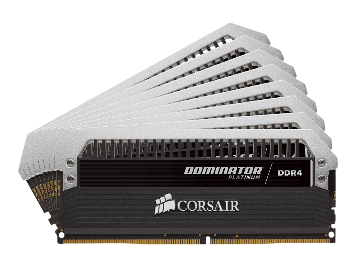 Corsair 128GB PC4-24000 288-pin DDR4 SDRAM DIMM Kit, CMD128GX4M8B3000C16