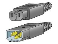 Cisco Jumper Power Cord for MDS Products, C14 (M) to C15 (F)