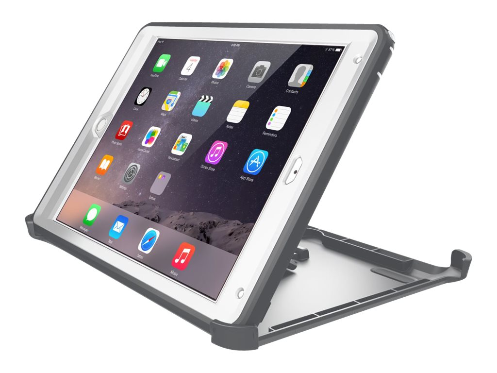 OtterBox Defender Series for iPad Air 2, Glacier, 77-50970, 18661341, Carrying Cases - Tablets & eReaders
