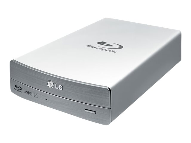 LG 14x BDRW DL USB 3.0 External Drive - Black, BE14NU40