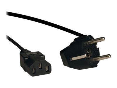 Tripp Lite Power cable, IED-320-C13 to SCHUKO CEE 7 7, 6ft, P054-006, 9023401, Power Cords