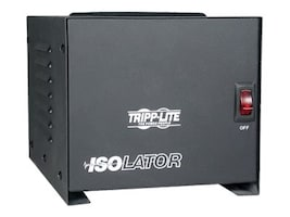 Tripp Lite 1000W Full Isolation Transformer 120V, (4) 5-15R Outlets, IS1000, 150229, Power Converters