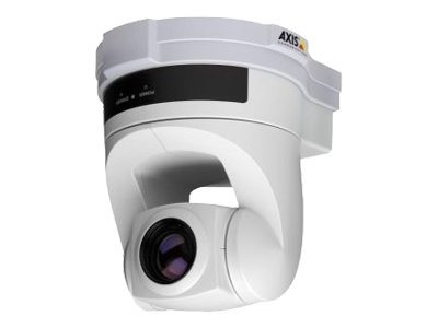 Axis 214 PTZ Network Camera Pan Tilt Zoom Day Night 2-Way Audio, 0246-004, 6322668, Cameras - Security