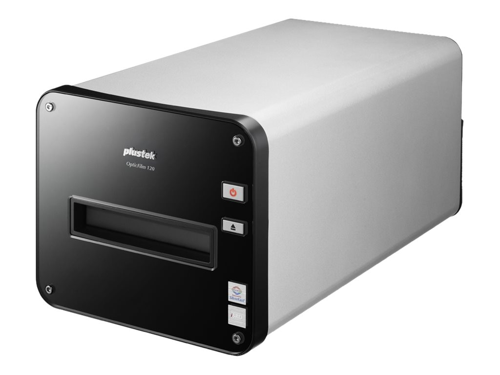 Plustek OpticFilm 120 10,600dpi 35mm 120 220 6x4.5cm - 6x12cm Color Slide, 783064365642