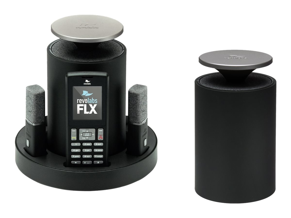 Revolabs FLX 2 VOIP SIP System w two