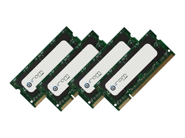 Edge 16GB PC3-12800 204-pin DDR3 SDRAM SODIMM Kit, MAR3S160BT4GX4, 31760301, Memory