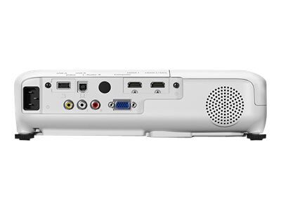 Epson PowerLite Home Cinema 1040 1080p 3LCD Projector, 3000 Lumens, White, V11H772020