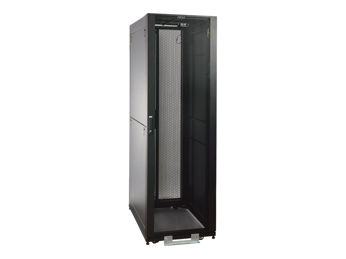 Tripp Lite 42U SmartRack Value Series Enclosure Cabinet w  Doors, Side Panels, Instant Rebate - Save $50, SR2400, 17797079, Racks & Cabinets