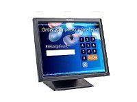 Planar 19 PT1945R Touchscreen LCD Monitor with Speakers, Serial USB, 997-5971-00