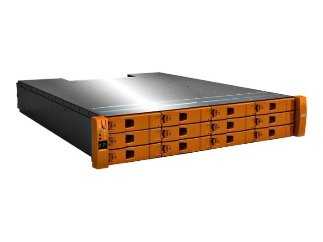 Lacie 12big Rack Serial 2 (Unpopulated), 9000274, 13554070, SAN Servers & Arrays