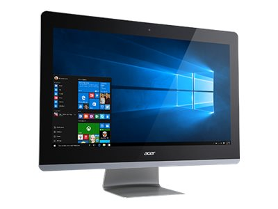 Acer Aspire Z3-715-UR52 AIO Core i5-6400T 2.2GHz 8GB 1TB HD530 DVD SM GbE ac BT WC 23.8 FHD MT W10H64, DQ.B2ZAA.002