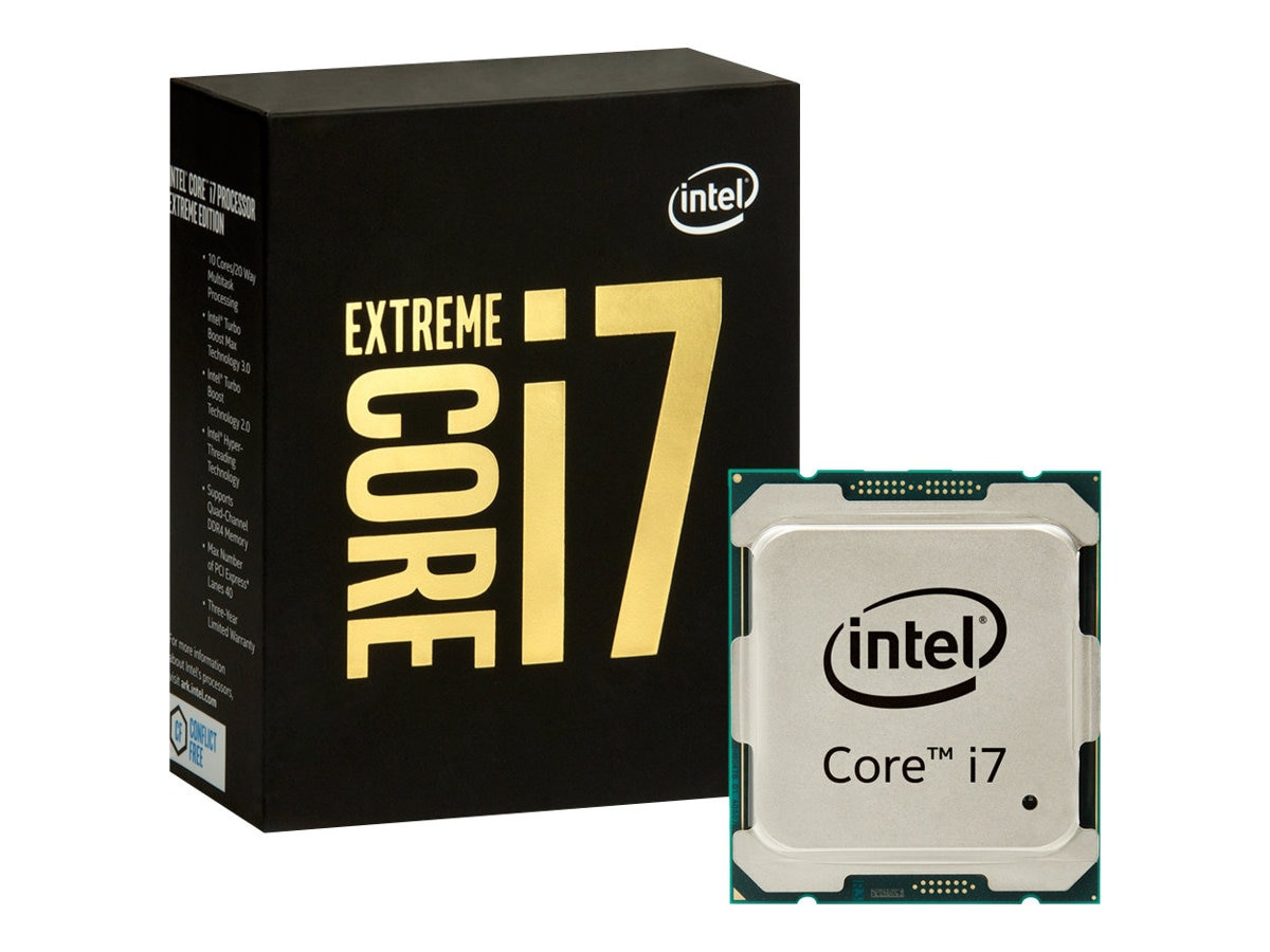 Intel Processor, Core i7-6950X 3.0GHz 25MB 140W