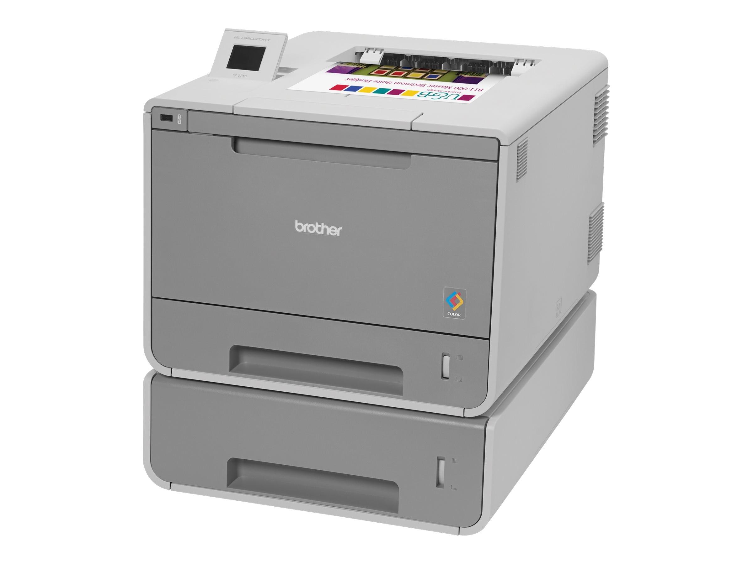 Brother HL-L9200CDWT Color Laser Printer