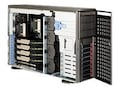 Supermicro SuperChassis 747TQ Tower (2x)Intel AMD Family 8x3.5 HS SAS 3x5.25 Bays SATA Bays 1620W RPS, CSE-747TQ-R1620B, 15107433, Cases - Systems/Servers
