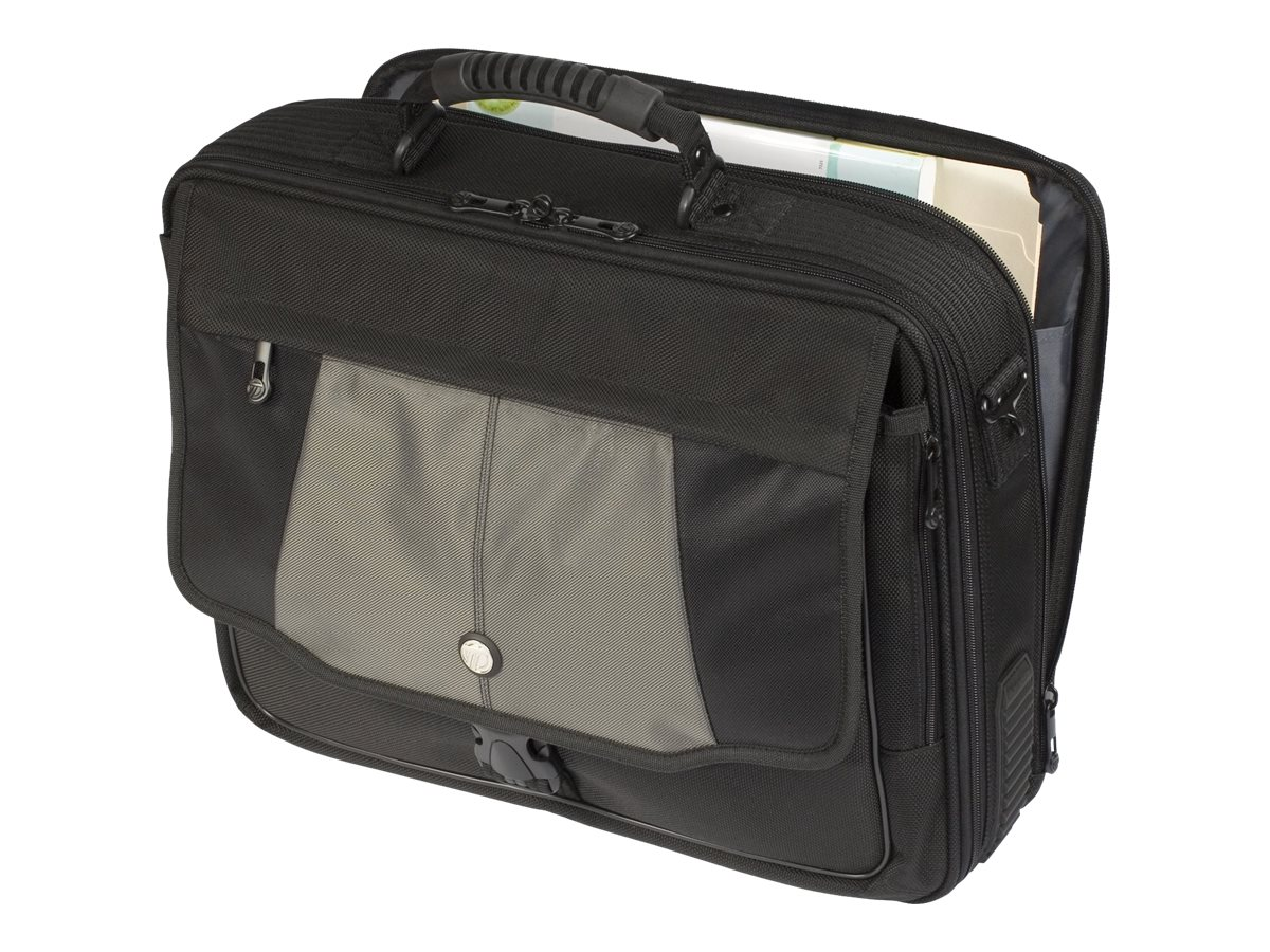 Targus 17 Platinum Clamshell Notebook Case, CPT401DUS, 8076000, Carrying Cases - Notebook