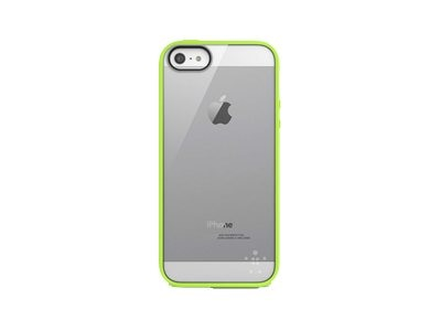 Belkin View Case for iPhone 5 5s, Clear Fresh, F8W153TTC02, 14860968, Carrying Cases - Phones/PDAs