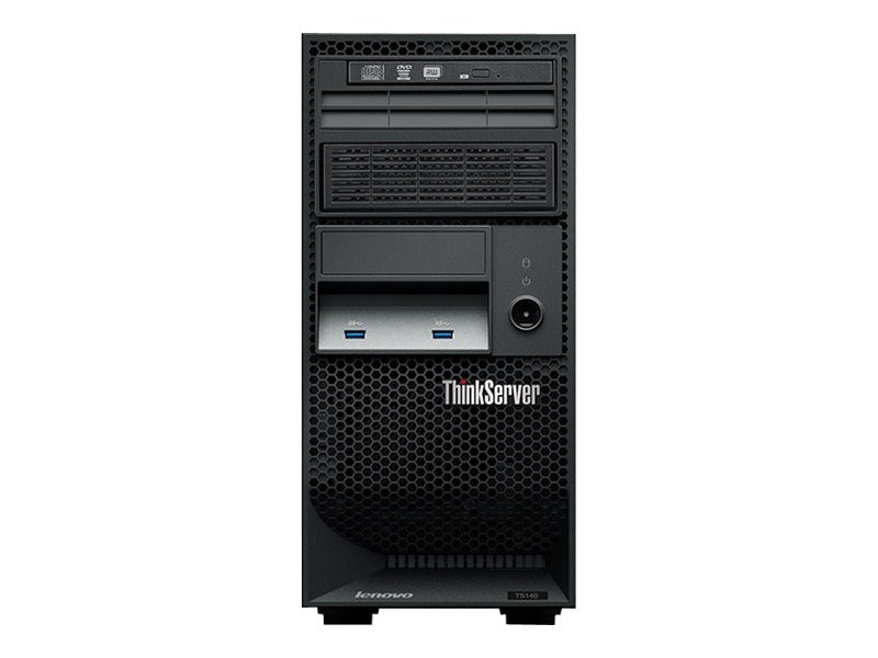Lenovo ThinkServer TS140 Intel 3.6GHz Xeon, 70A10000US, 16280406, Servers