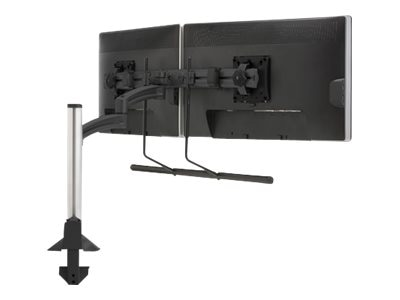 Chief Manufacturing Kontour K2C Articulating Column Mount, Dual Monitor Array, Black
