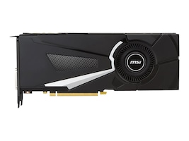 Microstar NVIDIA GeForce GTX 1070 PCIe 3.0 x16 Graphics Card, 8GB GDDR5, GTX 1070 AERO 8G  OC, 32308245, Graphics/Video Accelerators
