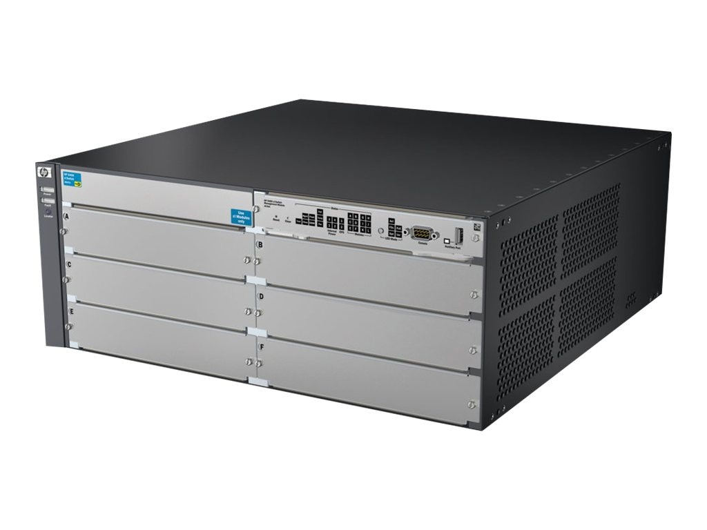 HPE E5406 ZL Switch with Premium Software