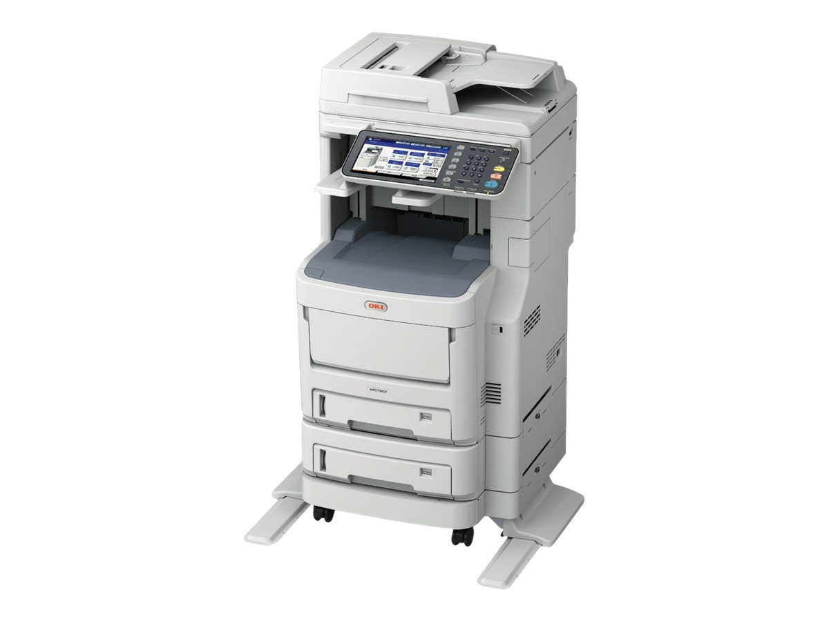 Oki MC780f+ Color MFP