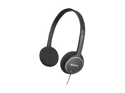 Sony Children's Headphones, Black, MDR222KD/BLK, 9866775, Headphones