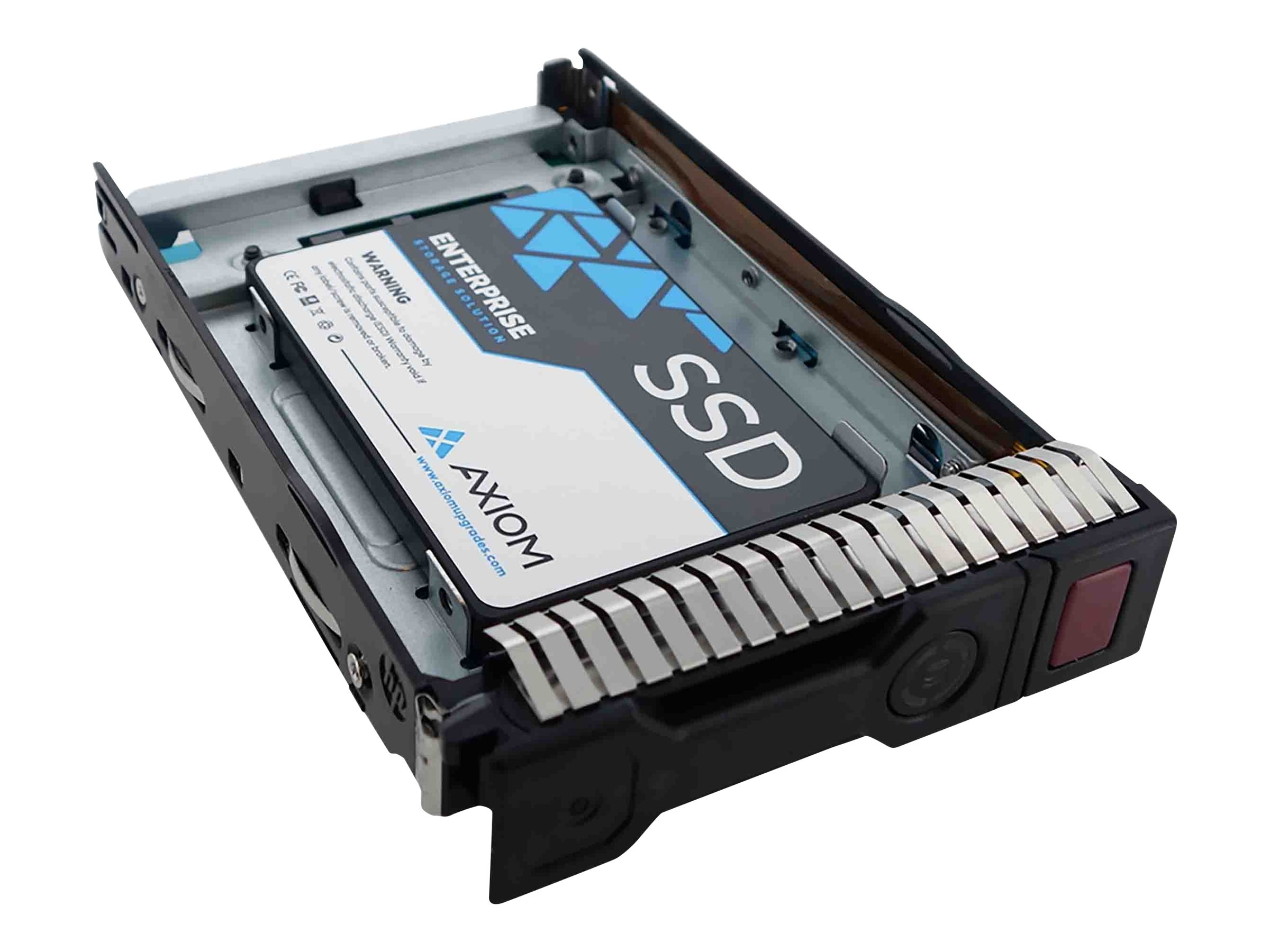 Axiom 400GB Enterprise EV300 SATA 3.5 Internal Solid State Drive for HP