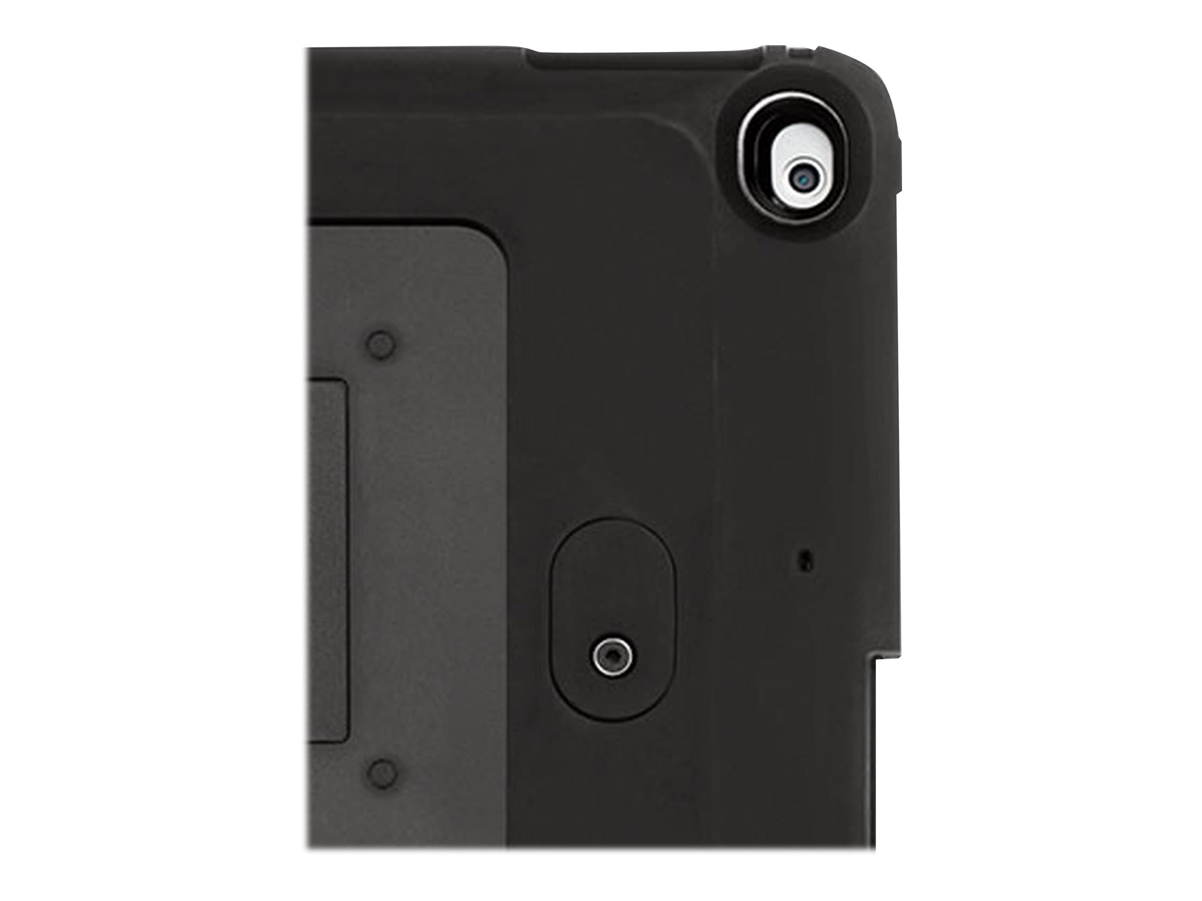 Kensington SecureBack Rugged Payment Carry Case for iPad Air iPad Air 2, Black, K97907WW
