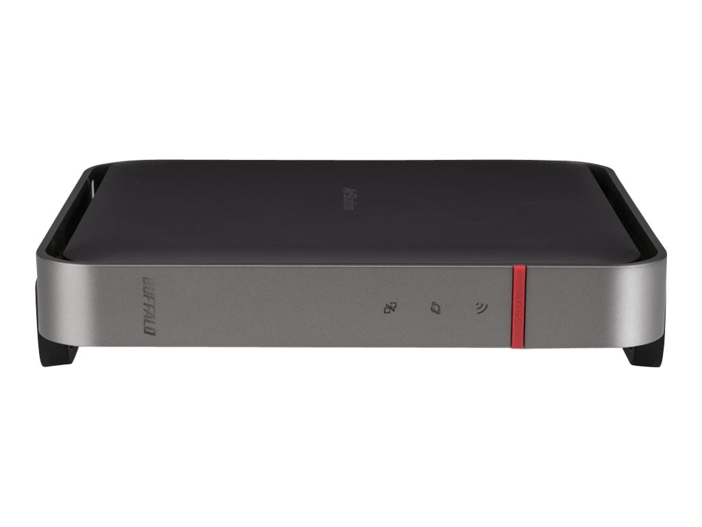 BUFFALO AirStation Extreme AC 1750 Gigabit Simultaneous Dual Band Wireless Router, WZR-1750DHP