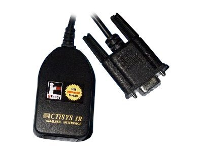 ACTiSYS Serial Port Adapter, ACT-IR220L+, 10663959, Wireless Adapters & NICs