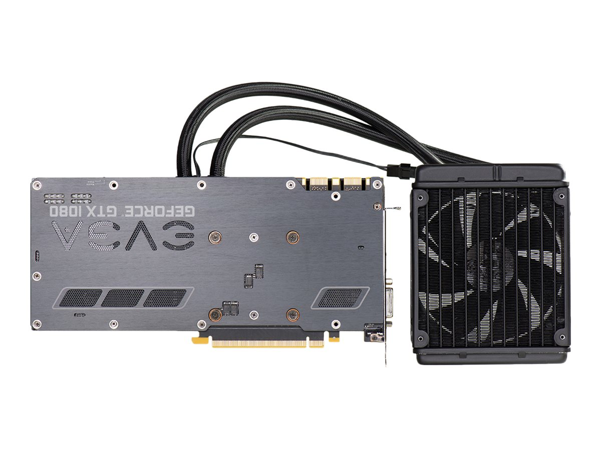 eVGA GeForce GTX 1080 FTW PCIe 3.0 x16 Graphics Card, 8GB GDDR5X, 08G-P4-6288-KR