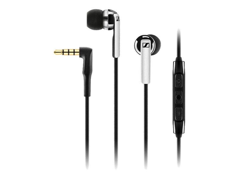 Sennheiser Mobile iOS Headphones - Black, CX2.00i Black