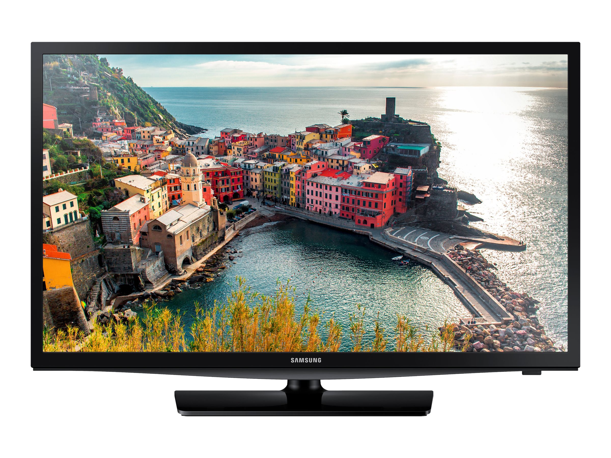 Samsung 24 HD470 Series LED-LCD Hospitality TV, Black, HG24ND470AF, 28185174, Televisions - LED-LCD Commercial