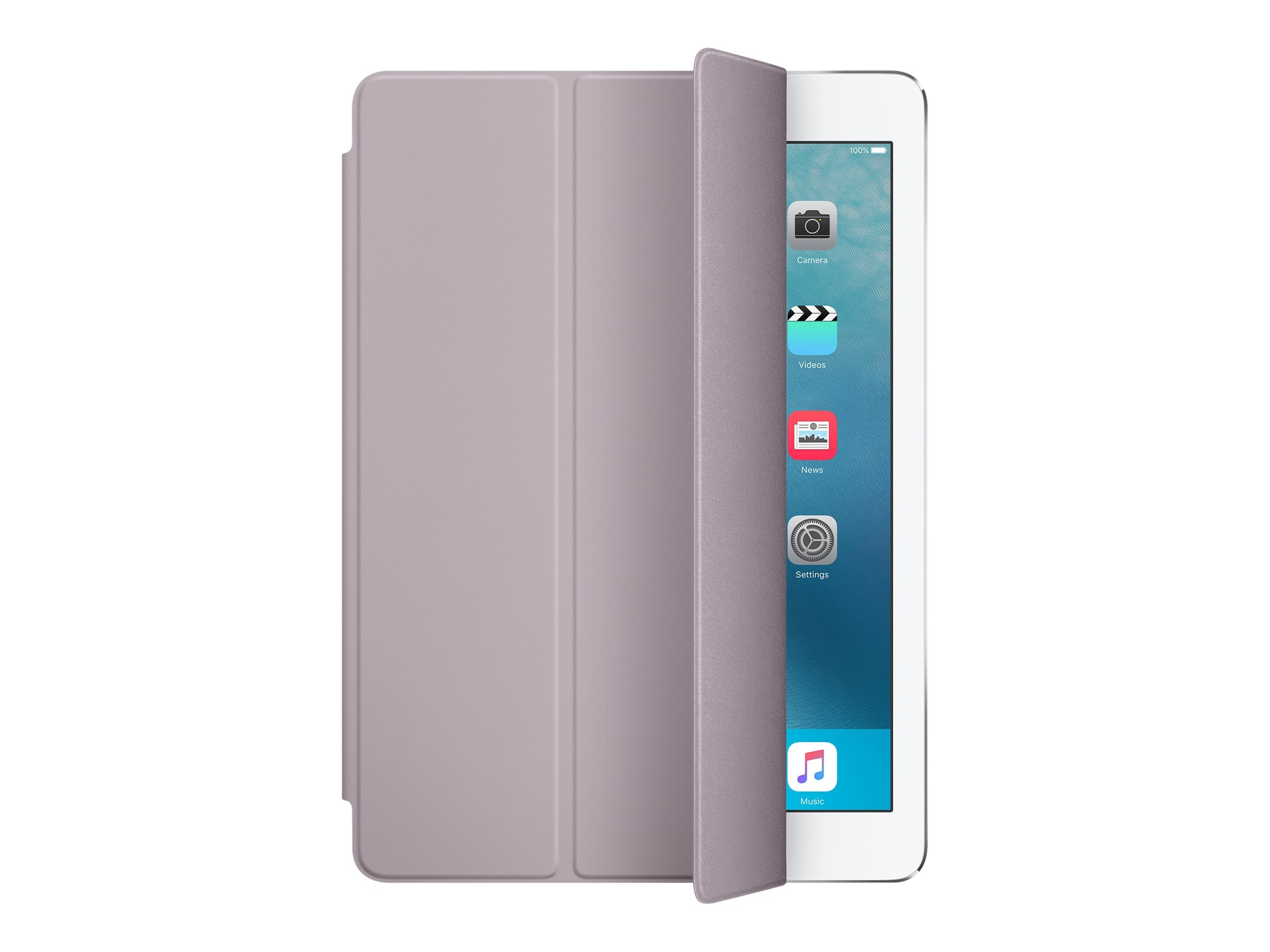 Apple Smart Cover for iPad Pro 9.7, Lavender, MM2J2AM/A, 31812271, Carrying Cases - Tablets & eReaders