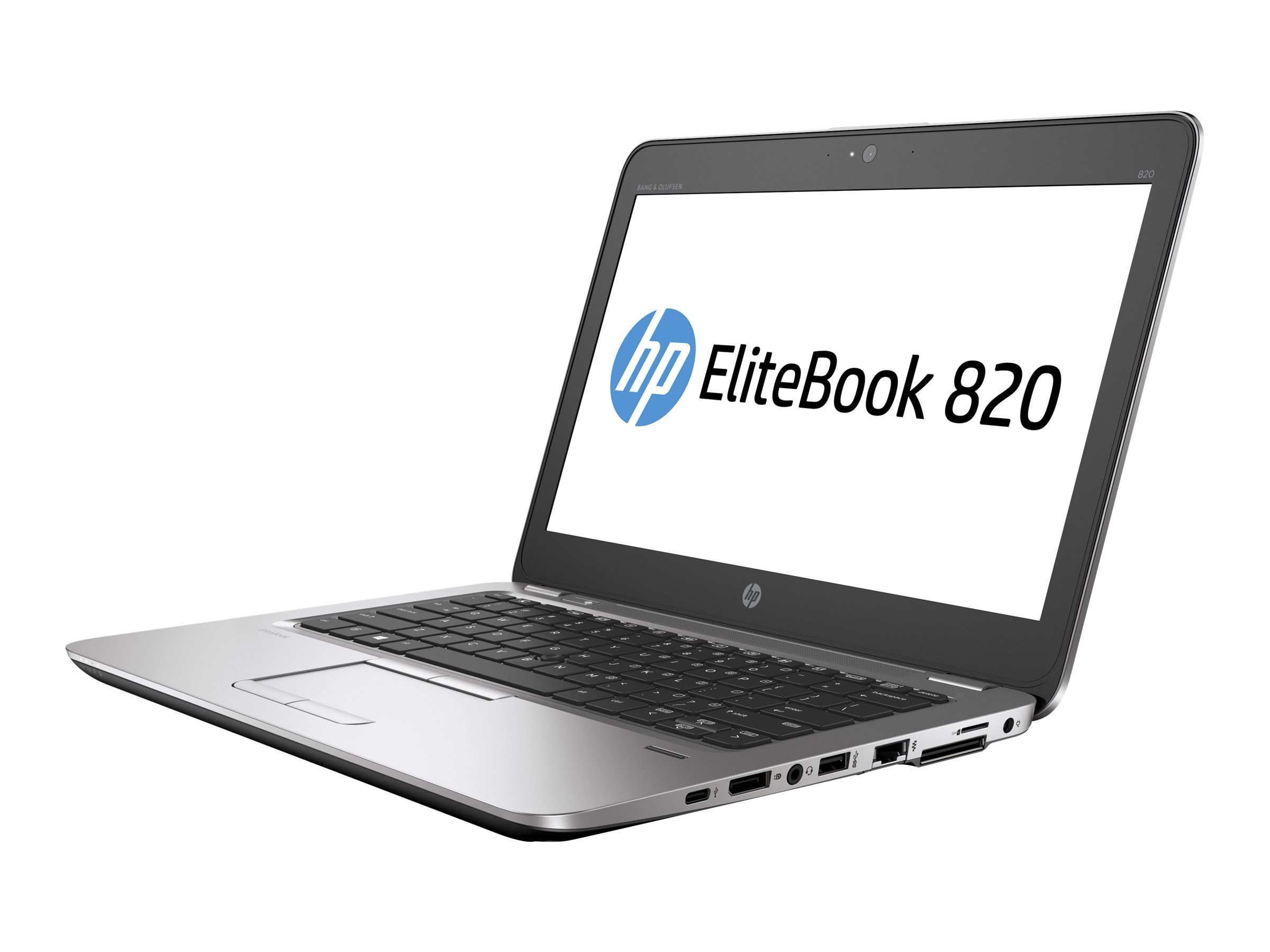 HP EliteBook 820 G3 2.4GHz Core i5 12.5in display, T7N76AW#ABA