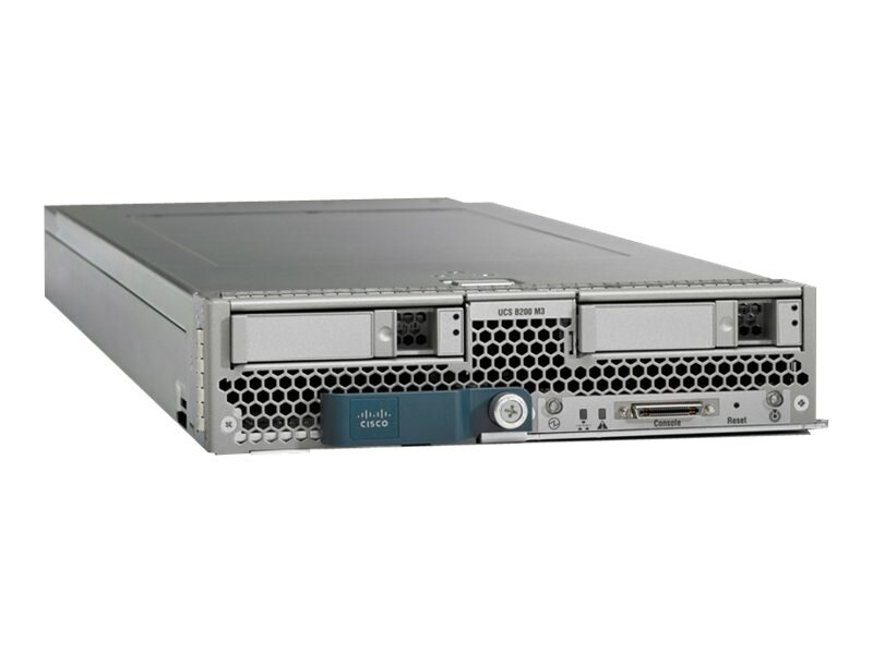 Cisco UCS B200 Value SmartPlay Bundle (1x) 5108 Chassis (2x) 6248UP Fabric (4x) B200 M3 Server Blades, UCS-SP6-EV-B200, 15471518, Servers - Blade