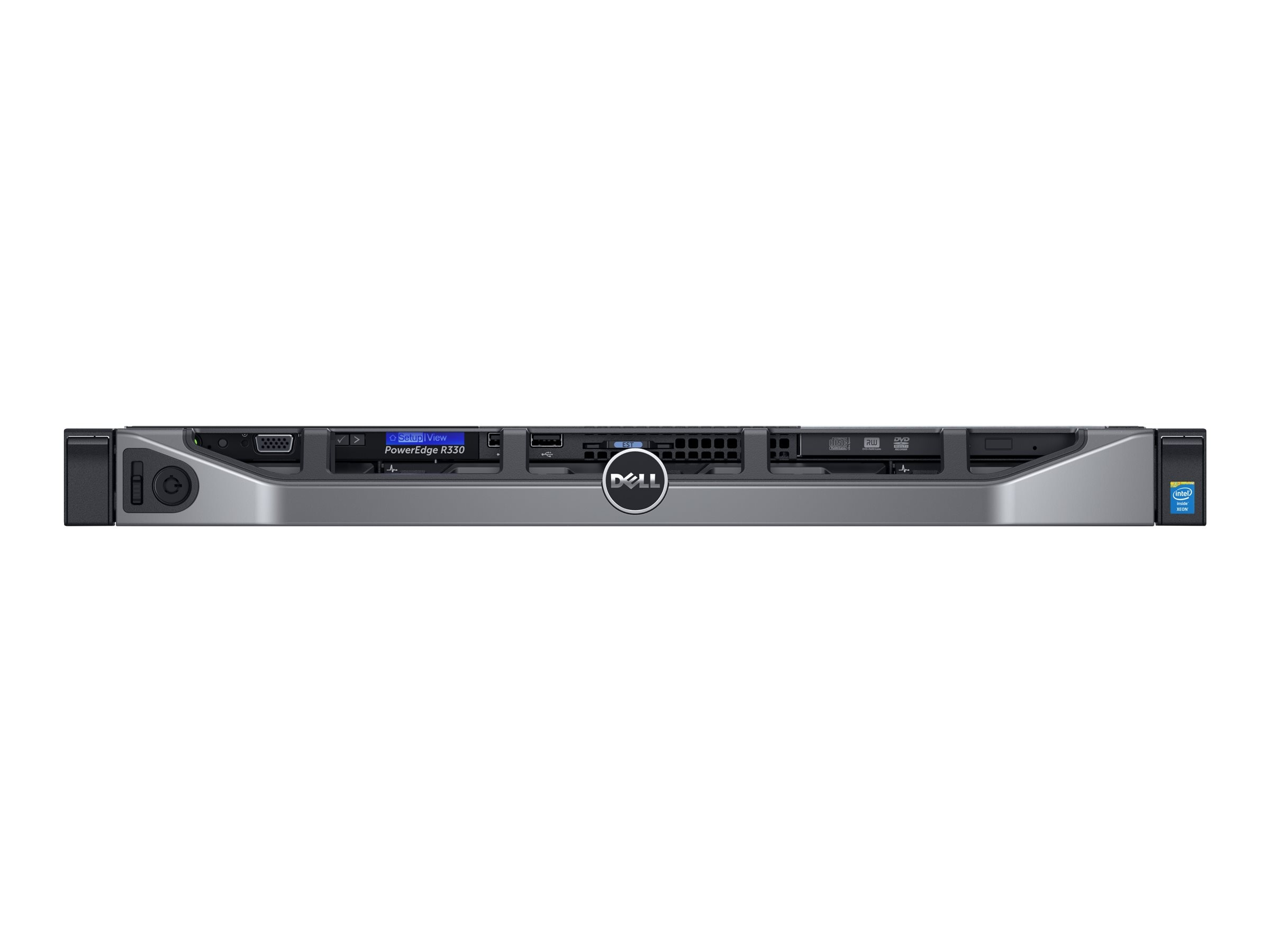 Dell PowerEdge R330 Intel 3GHz Xeon, 463-7649
